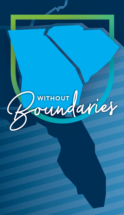 Without Boundaries map