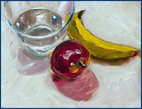 still life by Jensen
