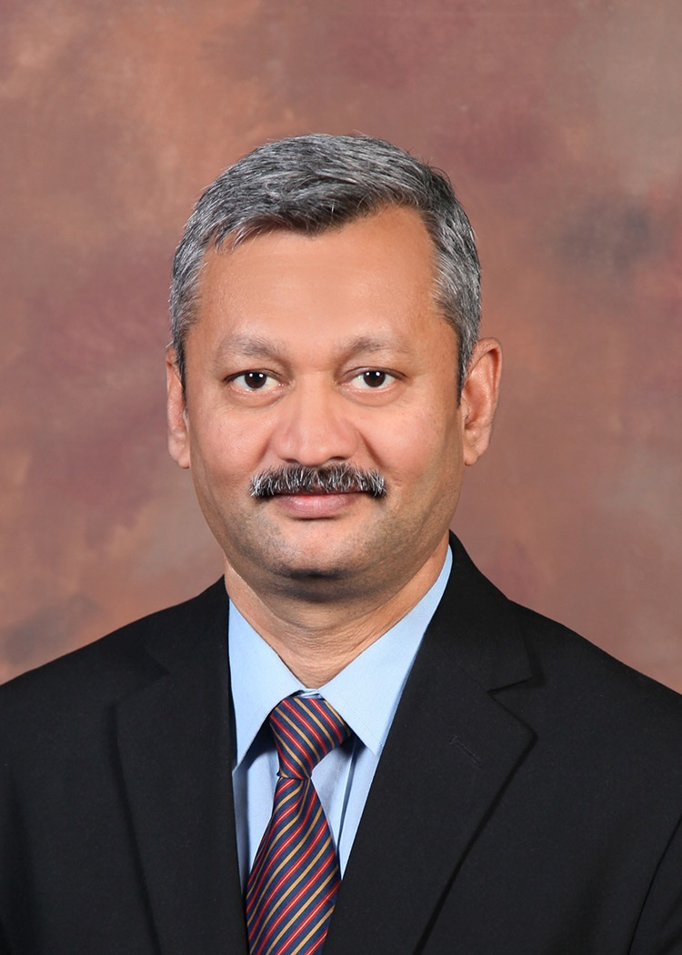 photo of Sharad Purohit, PhD