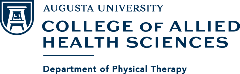 Department of Physical Therapy logo