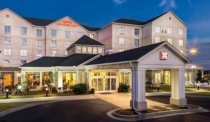 The Hilton Garden Inn Hotel