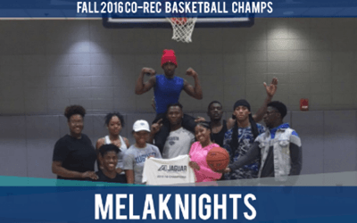 MelaKnights | Co-Rec Basketball