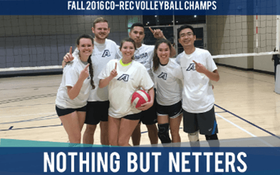 Nothing But Netters | Co-Rec Volleyball