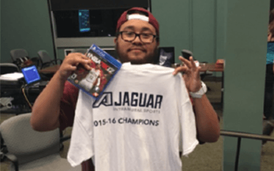 Carlos Figueroa | NBA2K Tournament Champion
