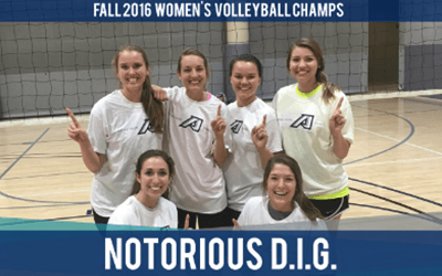 Notorious DIG | Women's Volleyball