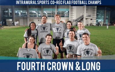Fourth Crown & Long | Co-Rec Flag Football