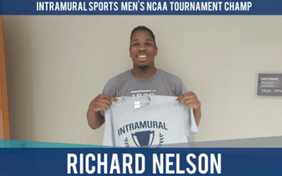 Richard Nelson | Men's NCAA Tournament Champ