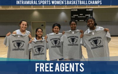 Free Agents | Women's Basketball