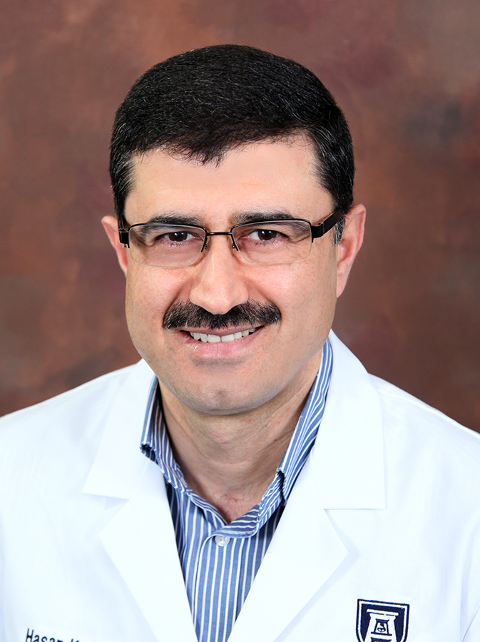 photo of Hasan Korkaya, DVM, PhD