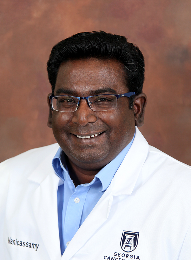 photo of Santhakumar Manicassamy, PhD