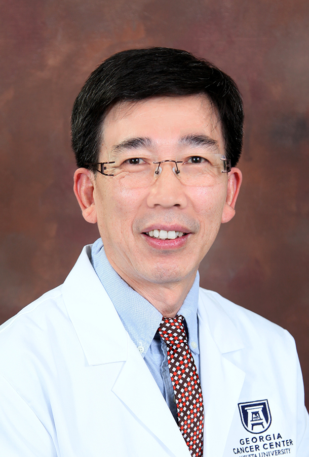 photo of Yukai He, MD, PhD