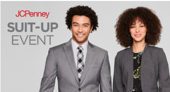 JCPenney Suit Up Event Image