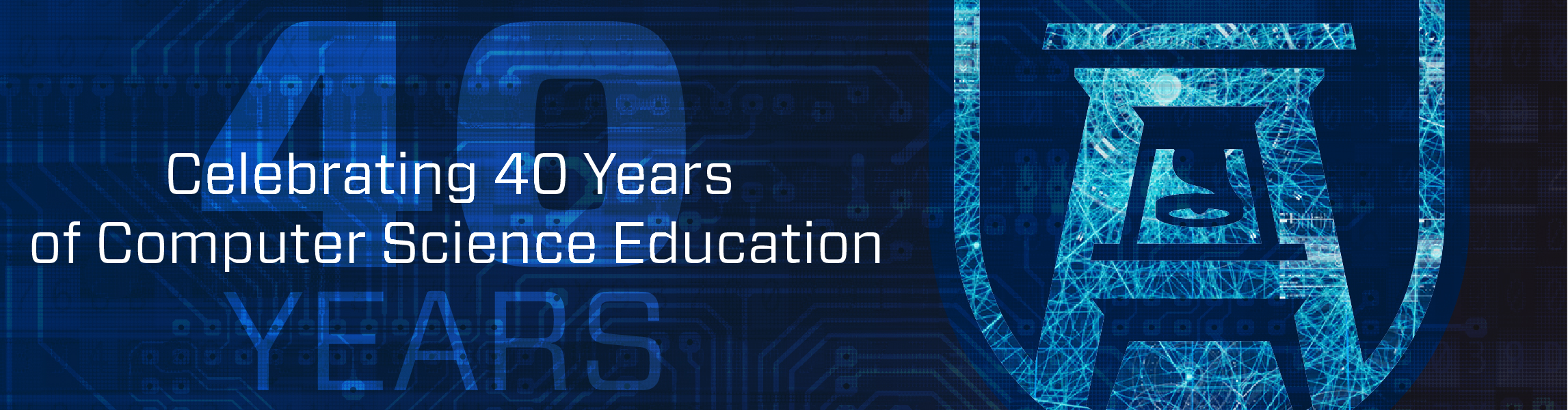 Celebrating 40 Years of Computer Science Education