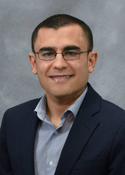 photo of Ahmed Aleroud, PhD