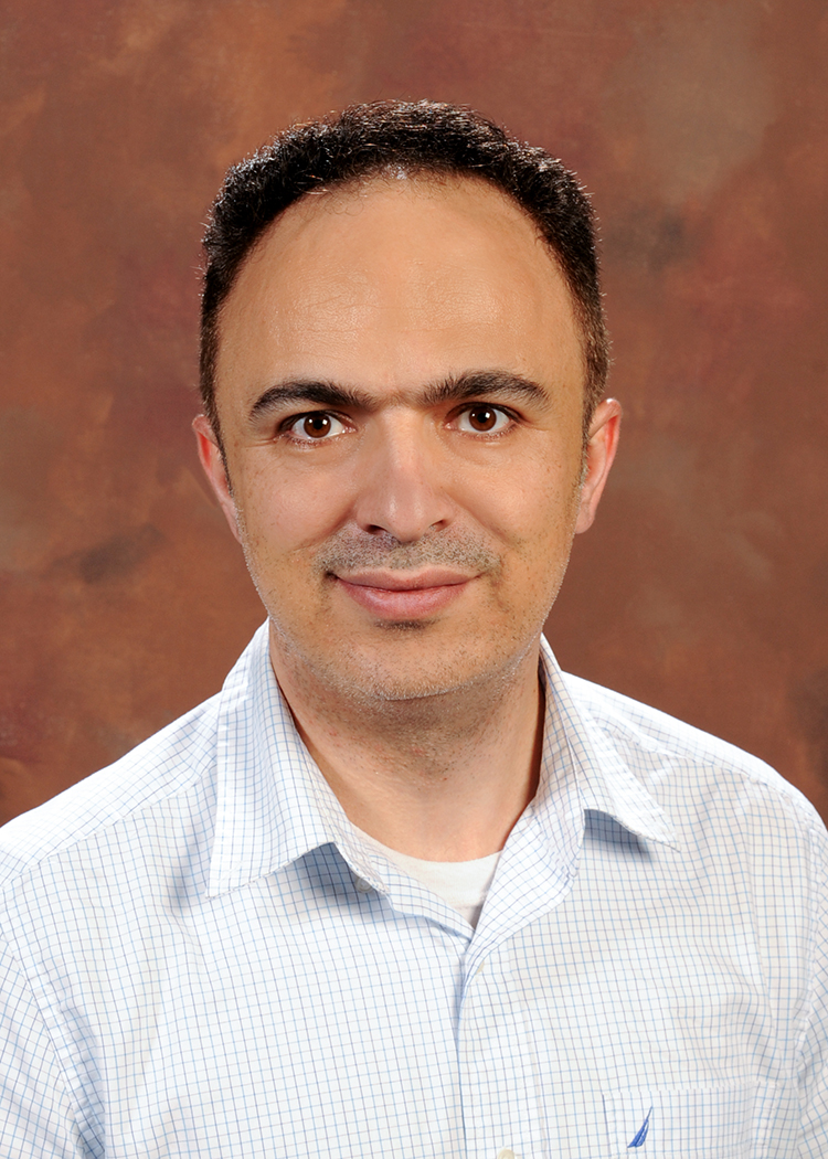 photo of Reza Rahaeimehr, PhD