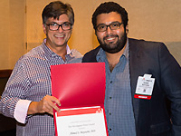 Ahmed Bayoumi receives Travel Award