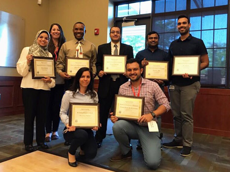 VBC Students outperform at Graduate Research Day