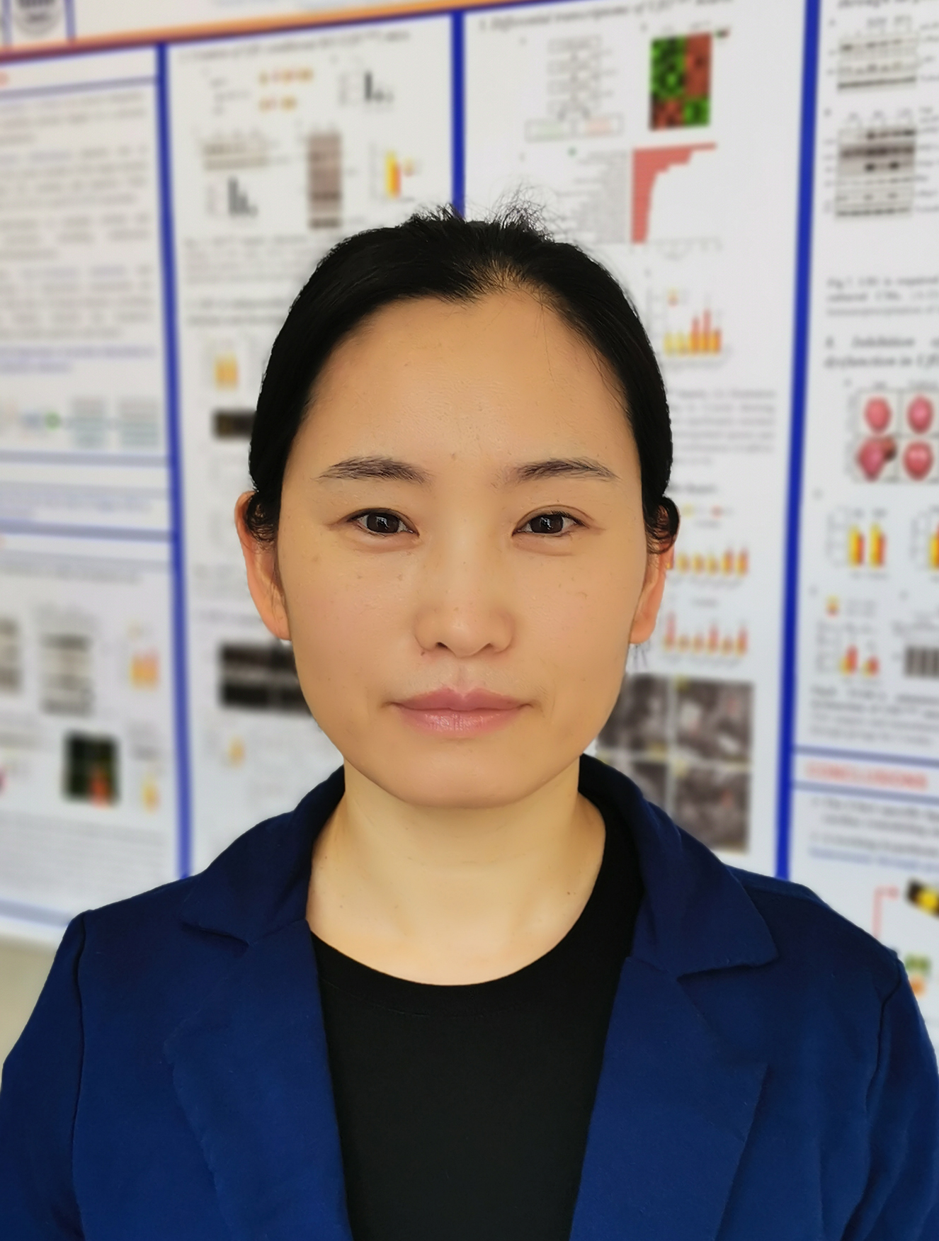 photo of Jie Li, MD, PhD