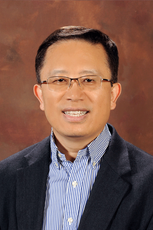 photo of Yuqing Huo, MD, PhD