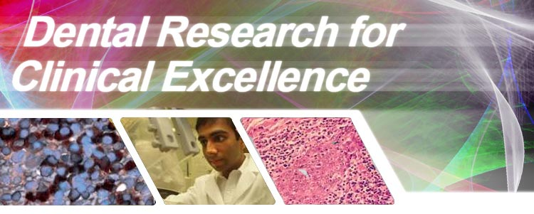 College of Dental Medicine Research Home Page