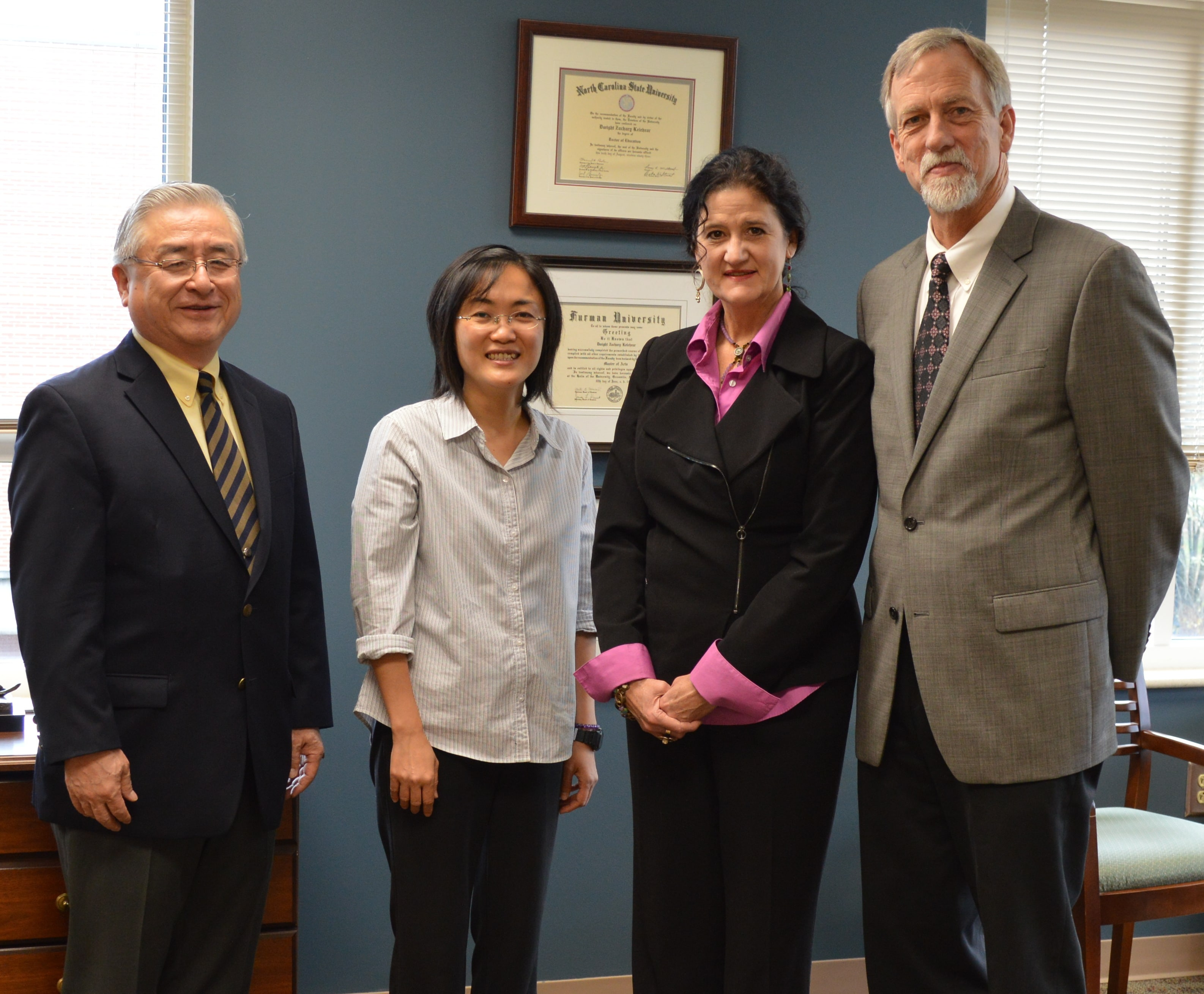 President of the Ikeda Center for Peace, Learning and Dialogue