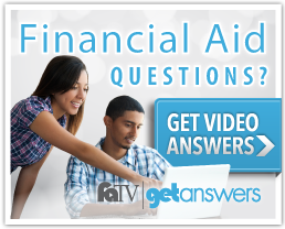 Get answers to your financial aid questions.