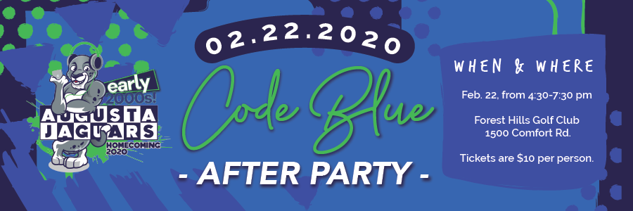 Code Blue After Party