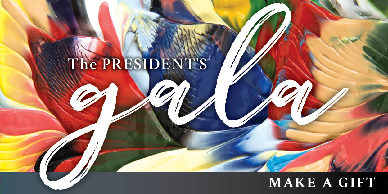 2018 President's Gala Donation Page