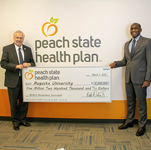 Peach State Health Plan Check Presentation