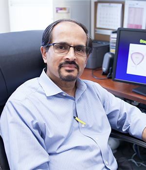 Dr. Bal Lokeshwar BCB  Co- Program Director