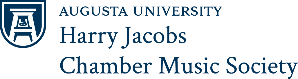 Harry Jacobs Chamber Music Society logo