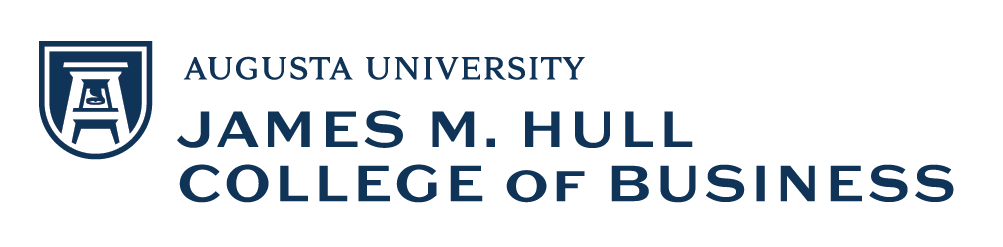 James M. Hull College of Business logo