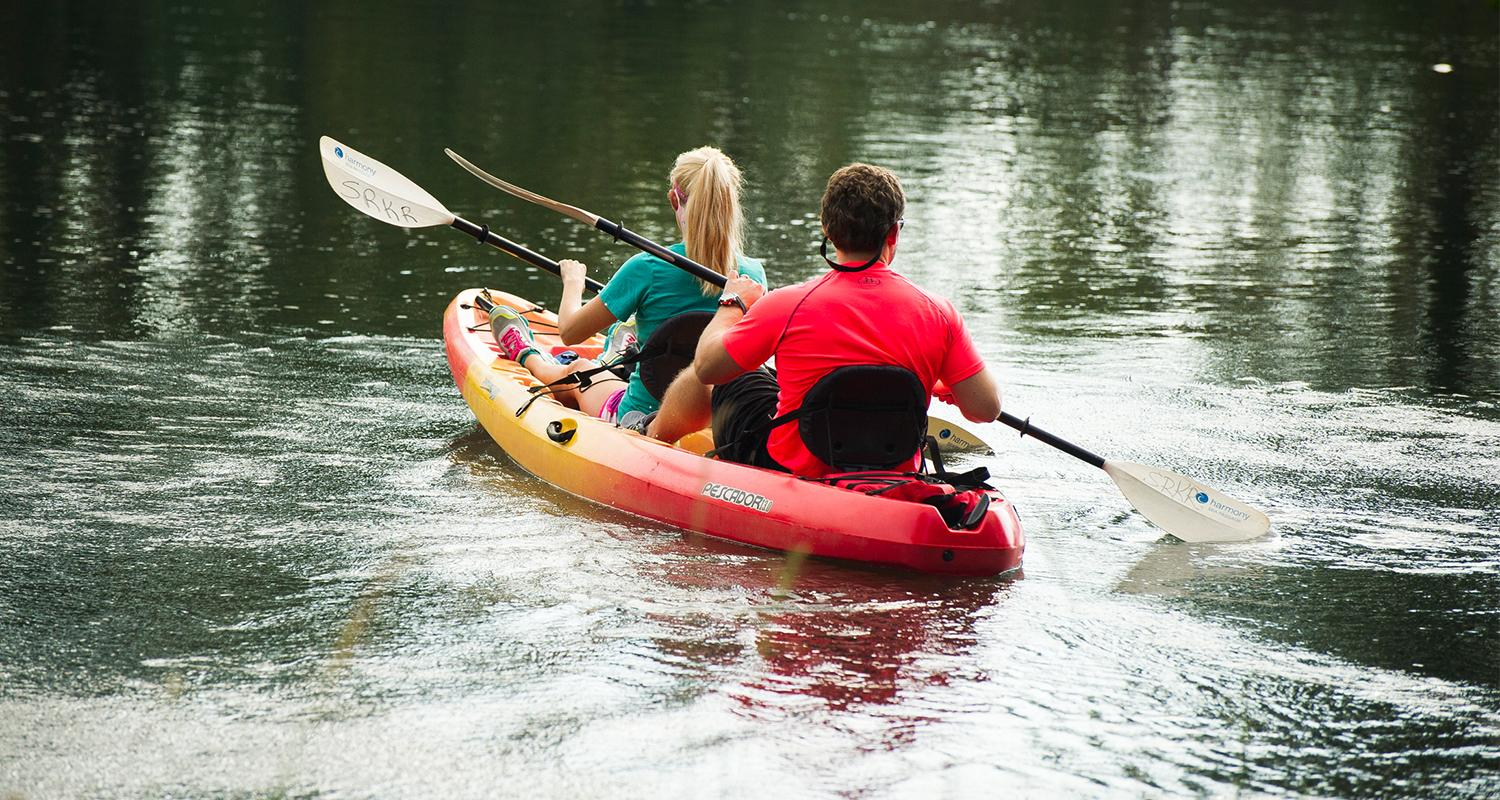 There are many great outdoors activities to enjoy in Augusta.  Try kayaking the Augusta Canal or biking one of the Savannah Rapids Pavilion bike trails. Your adventure awaits you.