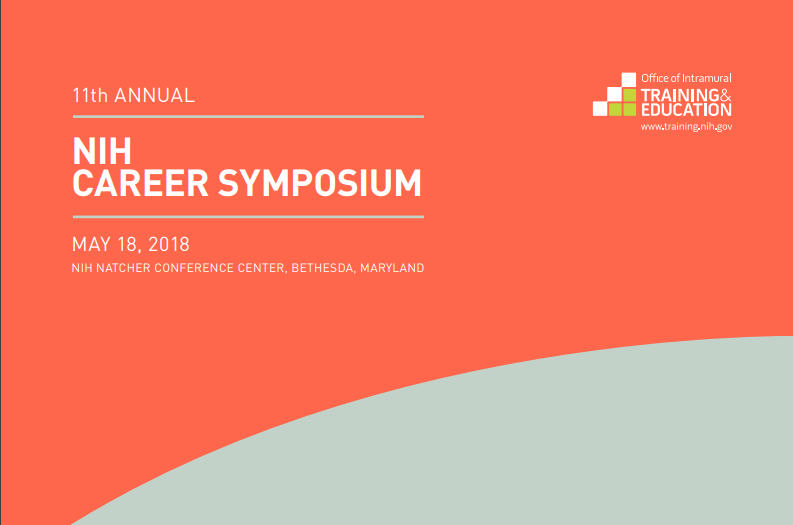 My time at the 11th Annual NIH Career Symposium