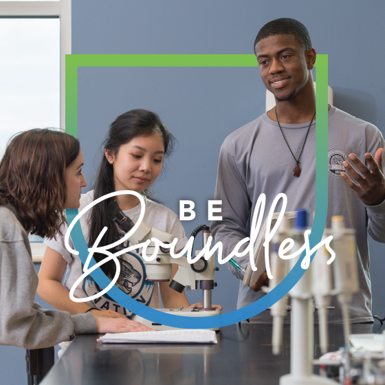Be Boundless at Augusta University