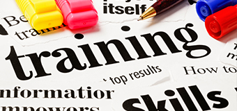 Training Site provides employee orientation and Annual Compliance testing using Workforce Learn Online