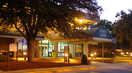 Student Center on Health Sciences Campus