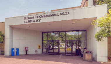 Greenblatt Library