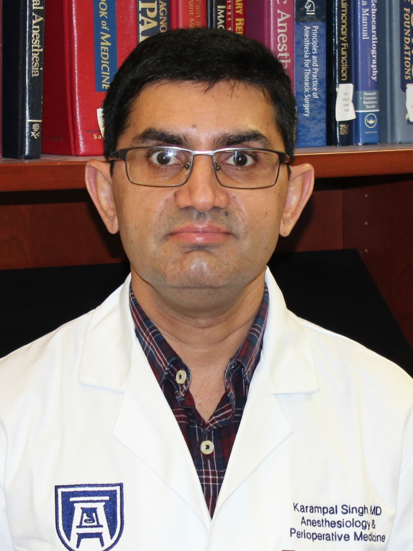 Photo of Karampal Singh, MD
