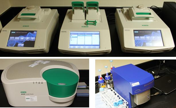 liu lab equipment