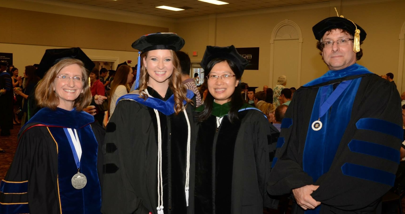 Department of Cellular Biology & Anatomy Graduate Students