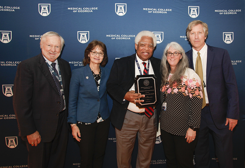 Dr. Hobbs receives Lifetime achievement