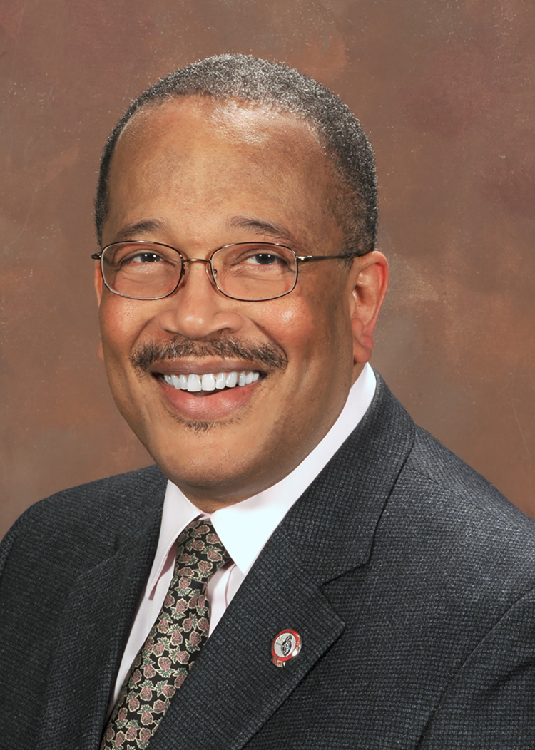 photo of Vincent J.B. Robinson, MD, MBBS, FRCP