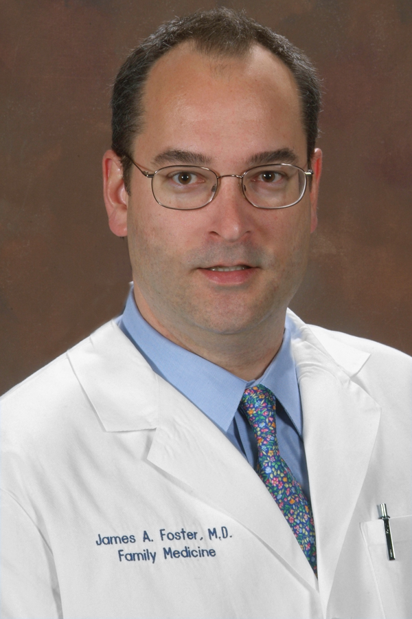 James Foster, MD