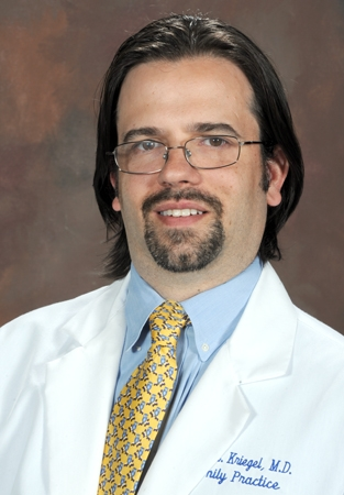 photo of David L. Kriegel II, M.D.