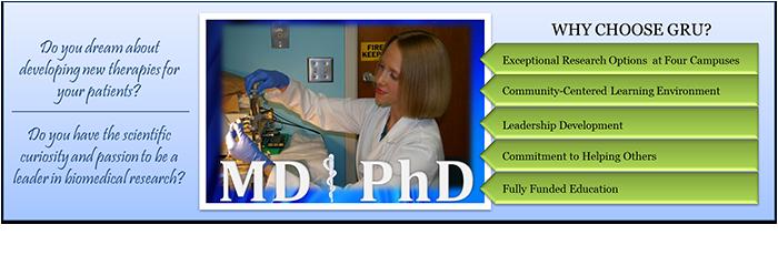 MD/ PhD General Information