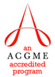 An ACGME accredited program