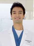 photo of Christopher Banerjee M.D., M.P.H.