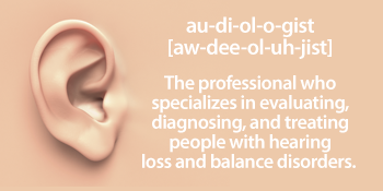 Audiologist description