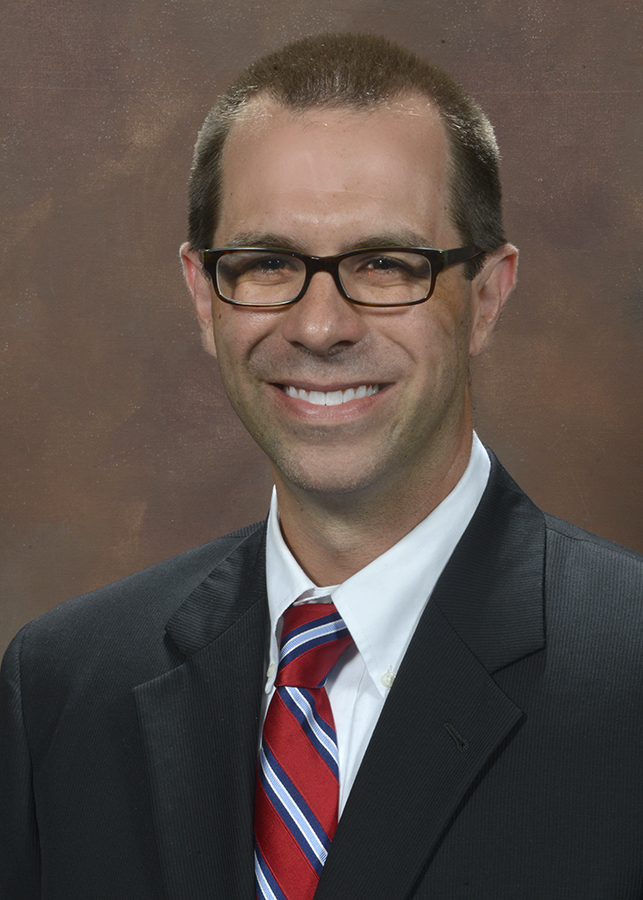 photo of Dr. Drew Prosser